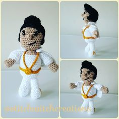 Hey, I found this really awesome Etsy listing at https://www.etsy.com/uk/listing/503850605/elvis-presley-the-king-crochet-doll