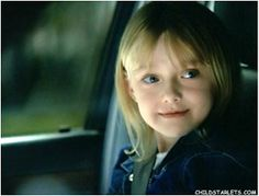 "dakota fanning  MAN ON FIRE | Dakota Fanning/""Man on Fire"" -- Child Actresses, Young Actresses ..."