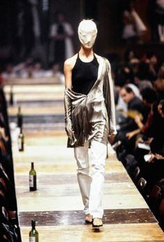 Maison Margiela Spring 1996 Ready-to-Wear Fashion Show