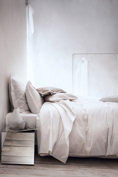 Parure de lit Sonatine - Nina Ricci- Marie Claire Maison