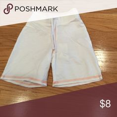 Lil girls sweat shorts Wore once Old Navy Bottoms Shorts