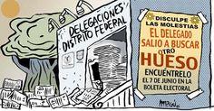#MonerosLaJornada  Gobierno por instrumentos - @MaguMonero  http://lajor.mx/1AME39k