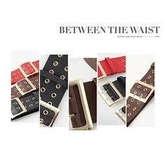 Women Fashion Braided Style Waist Rope Decorated Waist Woven Tassel Belt B98B
