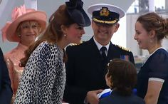 Kate Middleton Bows out of Public Appearances with Naming Ceremony for Princess Cruise Ship [PHOTOS]