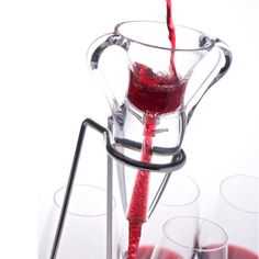 Wine aerator removes and average of 56 percent of sulfur compounds. ($39) http://winefolly.com/gifts-for-wine-lovers/