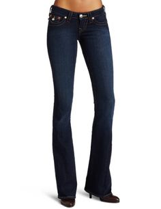 True Religion Women's Joey Flare Jeans  - my fave jeans of all time!
