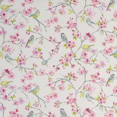 Studio G Birdies Fabric Print Composition 100 Cotton Width 137 cms 54 Pattern Repeat Vertical 32 cms 12 Horizontal 68 5 cms 27 Side Match Straight