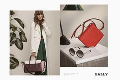 Bally Ad Campaign Spring/Summer 2015  The Essentialist - Fashion Advertising Updated Daily
