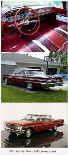 Classic Car Garage, Classic Cars, Pontiac Ventura, Pontiac Catalina, Pontiac Cars, American Auto, Collectible Cars, Pool Toys, Sports Sedan
