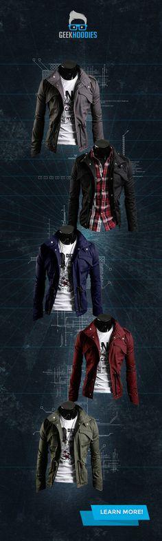 Sage's wardrobe.