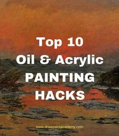 10 Painting Hacks Every Artist Should Know. 10 Painting Hacks Every Artist Should Know. These are perfect for beginner artists looking for some tips to get them started. If you have any painting hacks of your own, please share them in the comments. Acrylic Painting For Beginners, Acrylic Painting Lessons, Acrylic Painting Techniques, Beginner Painting, Acrylic Art, Painting Hacks, Painting Videos, Learn Painting, Art Techniques