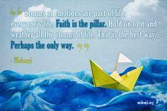 Faith is the Pillar