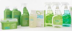 legacy of clean from amway