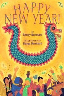 Chinese new year childrens book