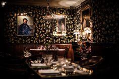 Les plus beaux restaurants deco a Paris : Le Providence par Philippe Medioni  Hôtel Providence 90, rue René-Boulanger 75010 Paris www.hotelprovidenceparis.com