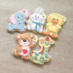 #icing #icingcookies #cookies #cookieart #customcookies #decoratedcookies #handpainted #handpaintedcookies  #babycookies #babyshower #babyshowercookies #suzyszoo #suzyszoocookies