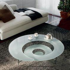cattelan italia Couchtisch Glas Spiral kaufen im borono Online Shop