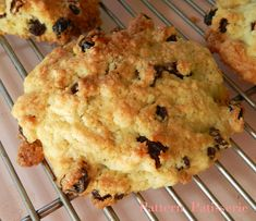 ROCK CAKES - simple, sweet and quick from patternpatisserie: