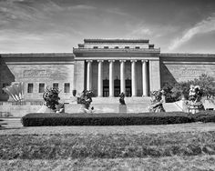 Kansas City Nelson Atkins Art Museum  Fine Art by visualjourneys