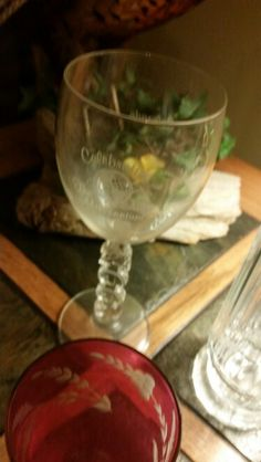 Bride and groom glasses $5 in Fayetteville Georgia