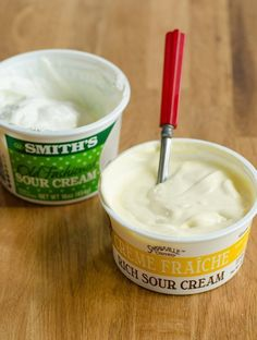 Whats the Difference Between Sour Cream and Crème Fraîche? — Ingredient Intelligence - The Kitchn