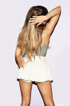 Uploaded by Queen♛. Find images and videos about ariana grande, ariana and grande on We Heart It - the app to get lost in what you love. Ariana Grande Body, Ariana Grande Photoshoot, Ariana Grande Outfits, Ariana Grande Pictures, Teen Photo, Ariana Grande Wallpaper, Dangerous Woman, Celebs, Celebrities
