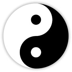"Interested in Yin and Yang? Listen to our recorded Free Monday Night class on "" Buddhism - Hypnosis, Buddhism, Zen and the Heart Sutra ""    We have new topics every week.  And you are invited to join in the live class!   http://tfioh.com/Self-Improvement-Class-Downloads.html"