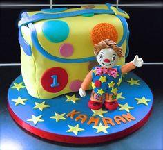 Mr Tumble cake | docrafts.com