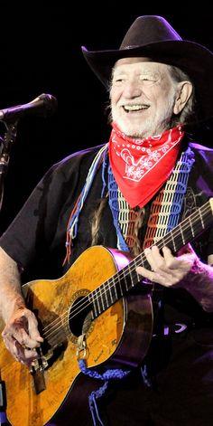 Willie Nelson and Trigger at Hard Rock New York's Ambassadors of Rock concert. #hardrock #newyork