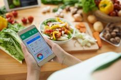 """Ever wondered, """"how many calories am I eating—and should I be eating?"""" We're sharing the metabolic formula so you can have a better idea of calories in vs. calories out if you're looking to maintain or lose weight. Food Tracking, Tracking Macros, Meal Planning App, Diet Recipes, Healthy Recipes, Diet Apps, Calorie Intake, Calorie Diet, Calorie Counting"""