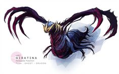 Giratina is listed (or ranked) 6 on the list This Artist Draws Pokémon In Grotesquely Realistic Style Pokemon Fusion Art, Pokemon Fan Art, My Pokemon, Pokemon Super, Giratina Pokemon, Pokemon Fantasma, Creepy Pokemon, Pokemon In Real Life, Deadpool Pikachu