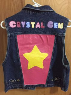 The design is inspired by television show Steven Universe.