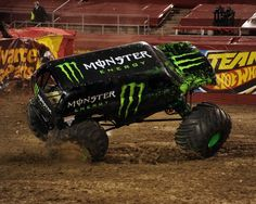 Monster Energy-Extreme Sports