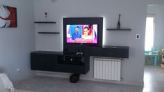 Mueble multimedia