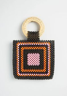 New Arrival Dresses and Clothing for Women | ModCloth Beaded Clutch, Beaded Bags, Cute Gifts, Unique Gifts, Fall Bags, Cute Bags, Modcloth, Unique Vintage, Vintage Inspired