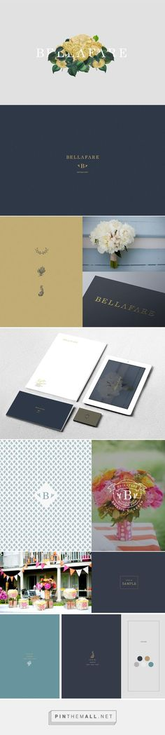 Bellafare Branding | Fivestar Branding – Design and Branding Agency & Inspiration Gallery