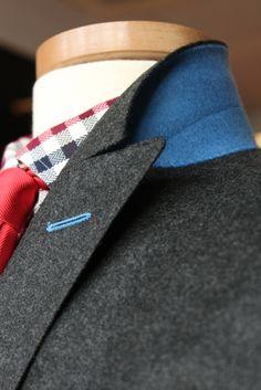 https://www.facebook.com/media/set/?set=a.10152303214849844.1073742138.94355784843&type=1  #mtm #madetomeasure #loropiana #buczynski #buczynskitailoring #jacket #tailor