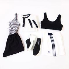 sporty vintage fashion