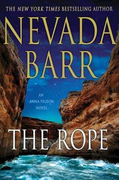 The Rope / Nevada Barr...well anything from Nevada Barr is great
