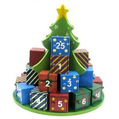 The Cutest Advent Calendars Ever! (To Buy OR To Make) - Or so she says...
