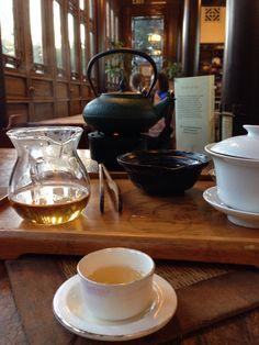 Lan Su Chinese Tea House.