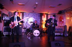 On stage in Berlin Hard Rock Café (March 2012)