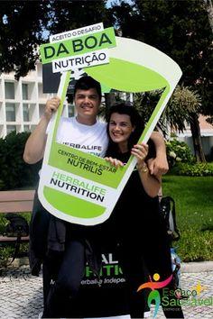 Pois...nós escolhemos o caminho da boa nutrição :) :) #herbalifenutrition #boanutrição #espaçomaissaudavel