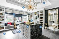 Sabrina & Scott McGillivray's Master Closet - Get the Look