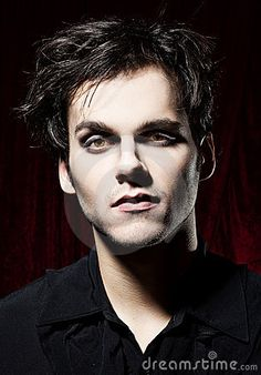 Beautiful Man Before Becoming A Vampire - Download From Over 37 Million High Quality Stock Photos, Images, Vectors. Sign up for FREE today. Image: 21665254
