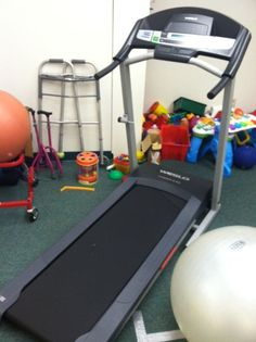 treadmill training and cerebral palsy