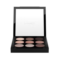 MACnificent Me eye shadow palette ($45) ❤ liked on Polyvore featuring beauty products, makeup, eye makeup, eyeshadow, macnificent me, matte eyeshadow, matte eye shadow, mac cosmetics eyeshadow, mac cosmetics and matte palette eyeshadow