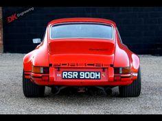 Porsche 911 2.8 RSR rear bumpter