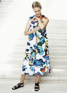 Paivatar dress - Marimekko Fashion - summer 2015