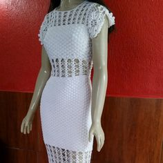vestidos de croche - Pesquisa Google